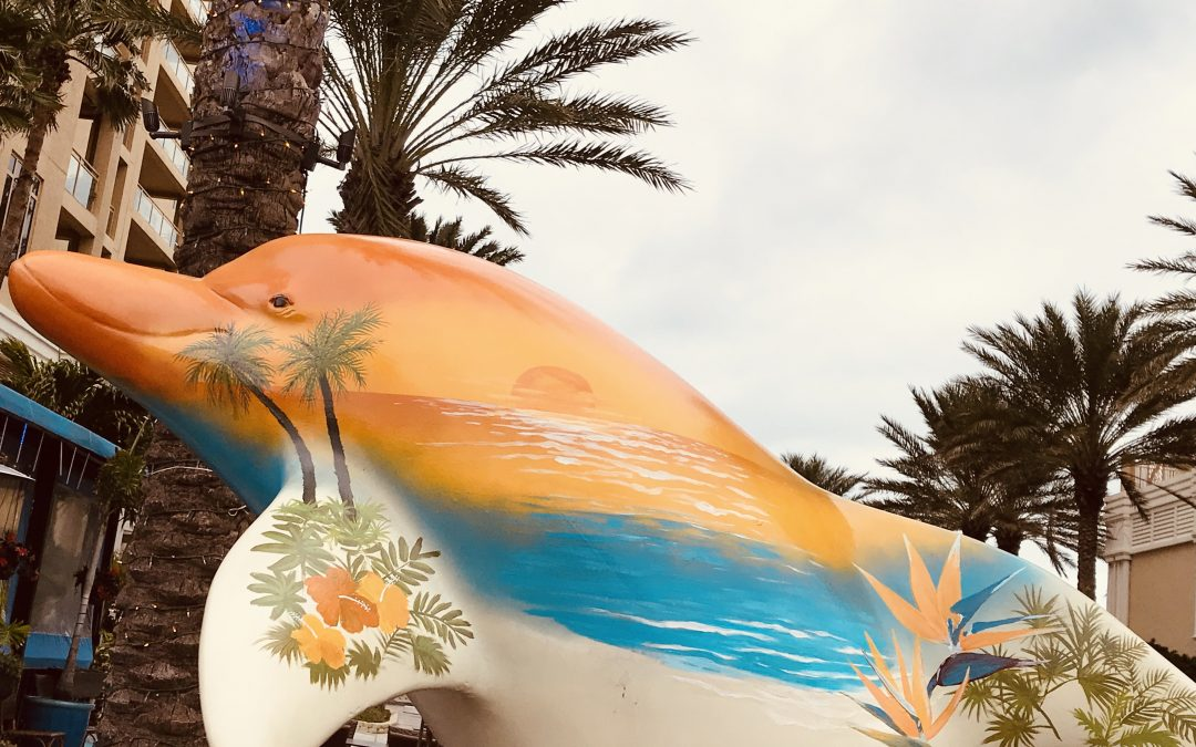 The Art of Clearwater Beach